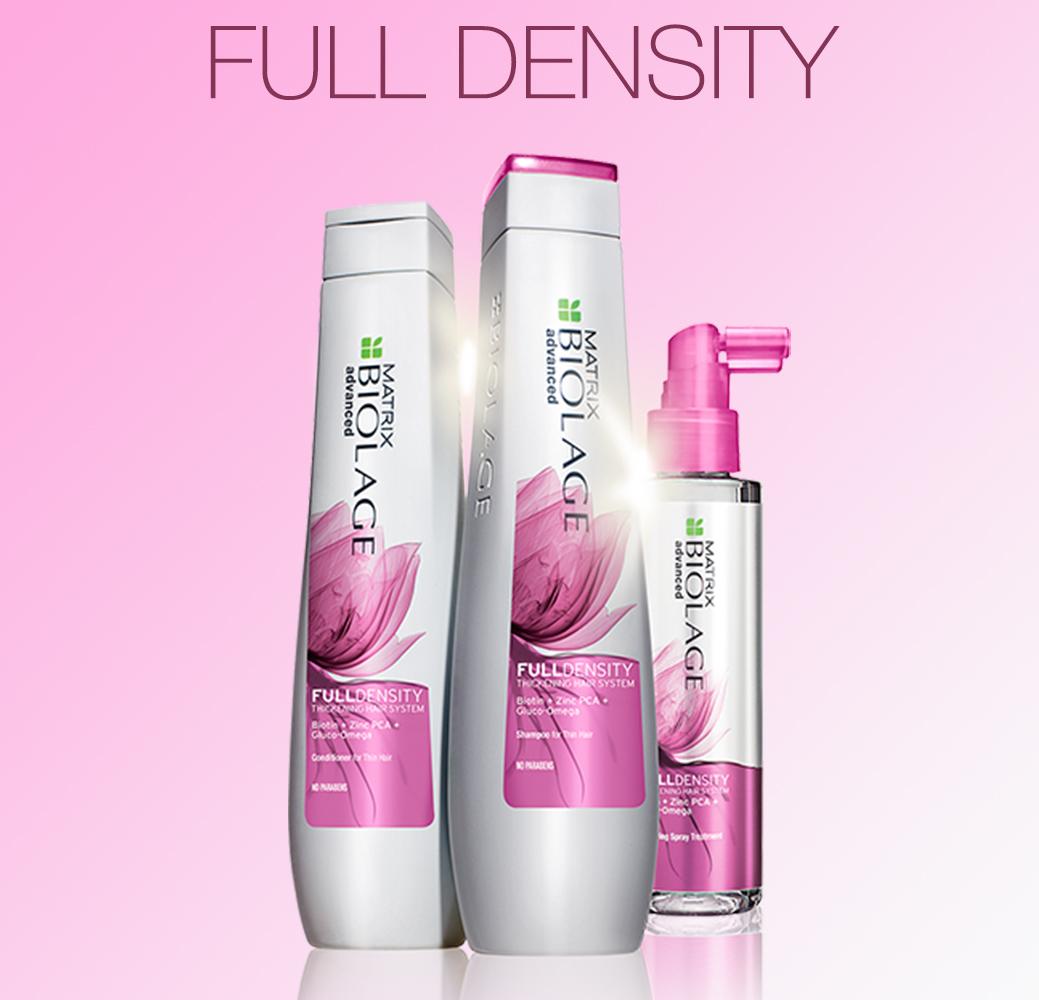 Full Density - Для уплотнения тонких волос