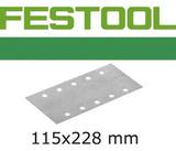 115 x 228 мм Festool