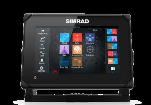 Эхолоты SIMRAD