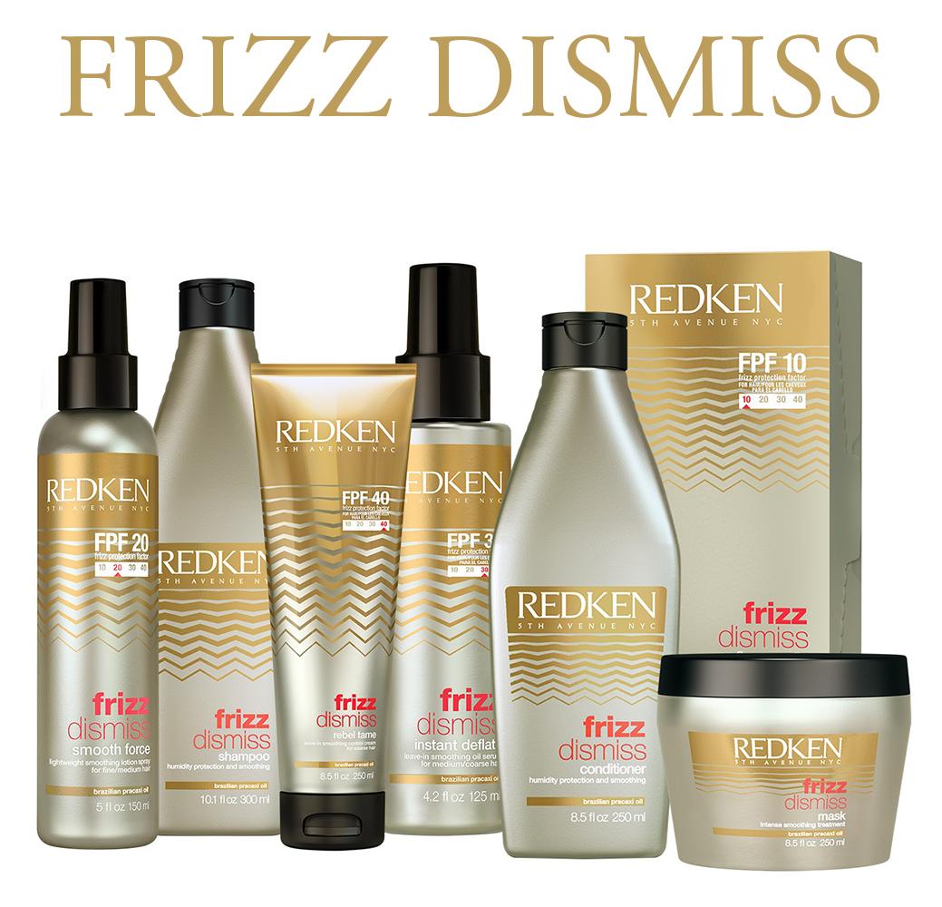 Frizz Dismiss - Для гладкости непослушных волос