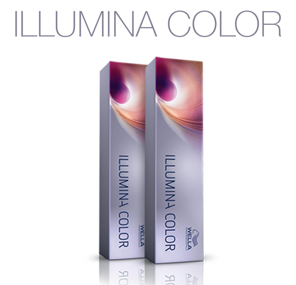 Illumina Color - стойкая крем-краска