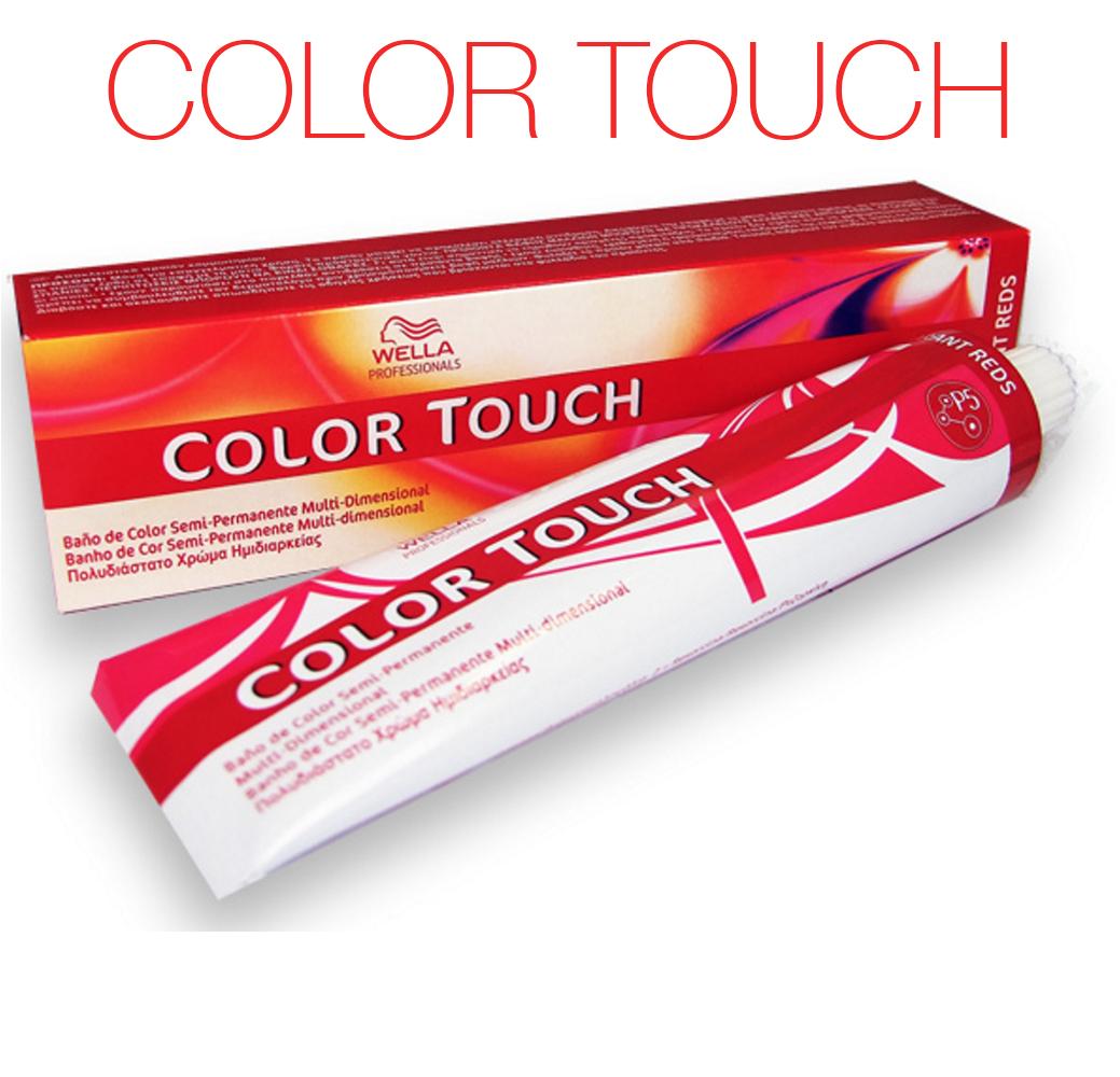 Color Touch - тонирующая краска
