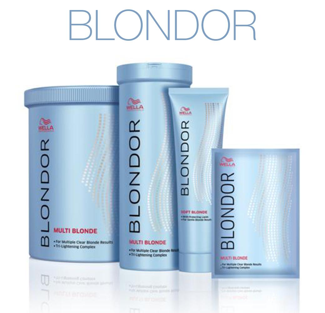 Blondor - осветления волос