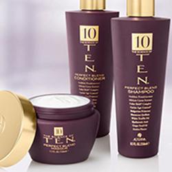 Ten - Люкс-уход за волосами