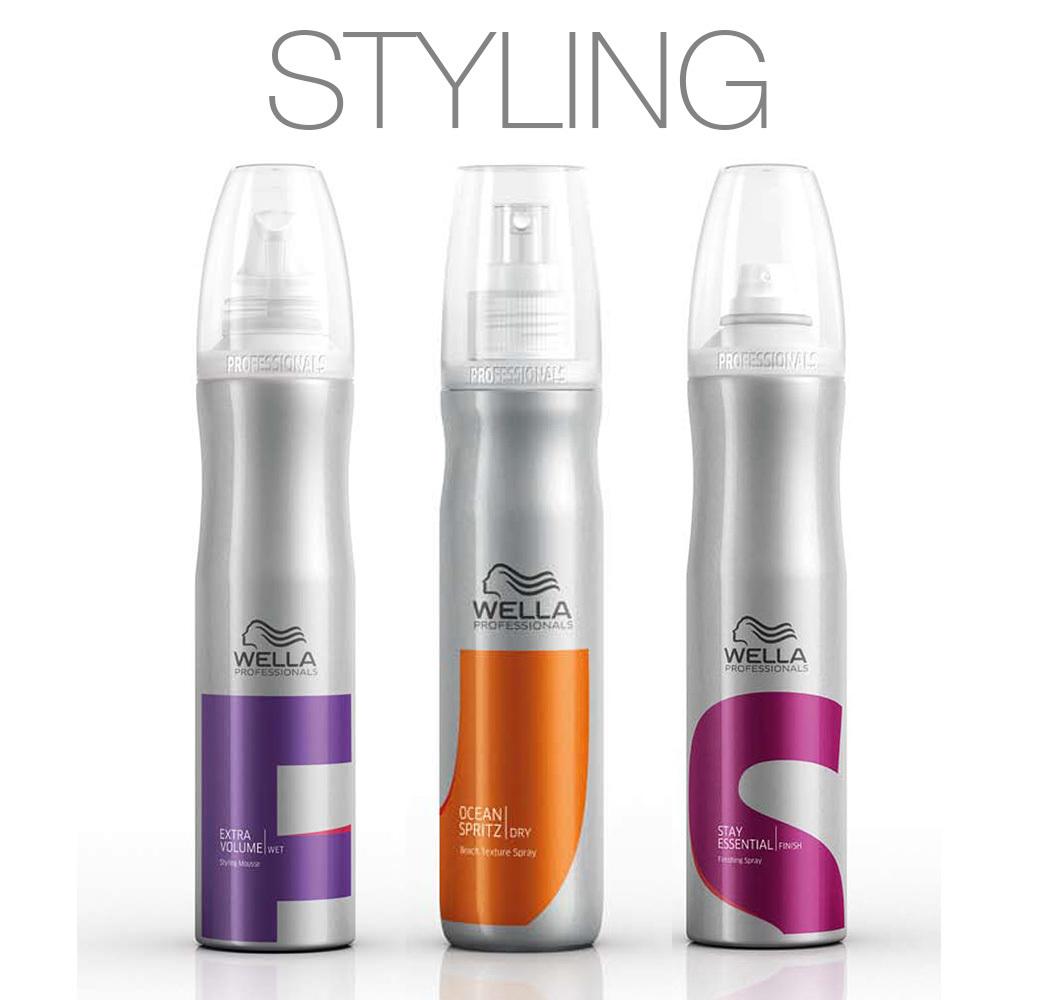Styling - стайлинговые средства