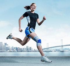 Бандажи и ортезы на коленный сустав для занятий спортом