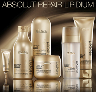 Absolut Repair Lipidium - Восстановление волос