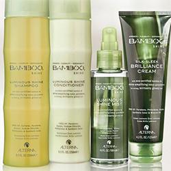 Bamboo Shine - Для сияния и блеска волос