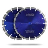 Алмазные диски для резки высоко-армированного бетона Messer FB/Z и FB/ZZ