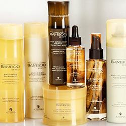 Bamboo Smooth - Для непослушных волос