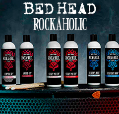 Bed Head Rockaholic - Для всех типов волос