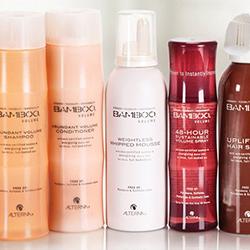 Bamboo Volume - Для объёма волос