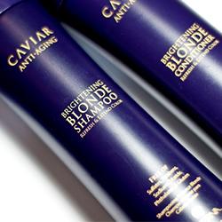 Caviar Blonde - Для светлых и тонких волос