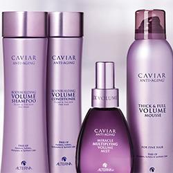 Caviar Volume - Для объема и пышности волос