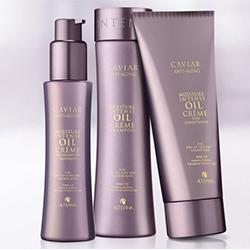 Caviar Moisture Intense - Интенсивное увлажнение волос