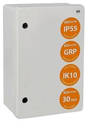 Шкафы ЩПМП IP55 (полиэстер, антивандальные)