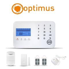 GSM сигнализация Optimus