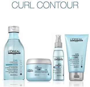 Curl Contour - Для вьющихся волос
