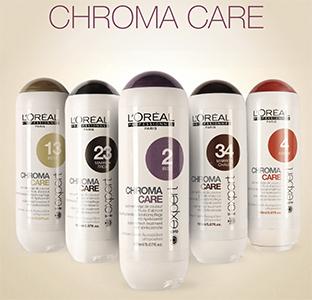 Chroma Care - Тонирующие бальзамы