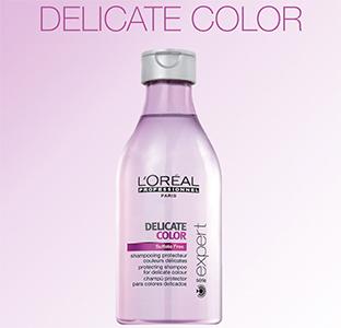 Delicate Color - Защита цвета окрашенных волос