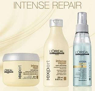 Intense Repair - Увлажнение сухих волос