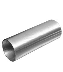 Компакт (1,5м) алюминиевые гофрированные