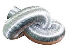 ВА (до 3м) алюминиевые гофрированные