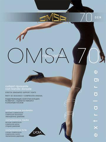 Женские колготки Omsa 70 XXL Omsa
