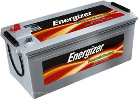 Energizer Commercial Premium 225 Ah (ECP4, 725103115)