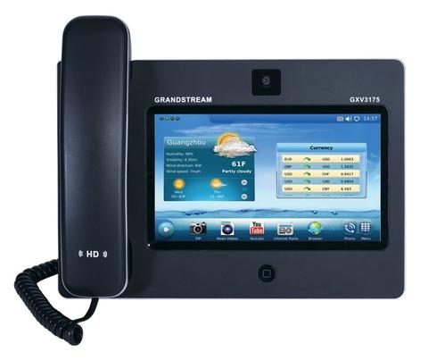 Grandstream GXV3175 - IP видеотелефон