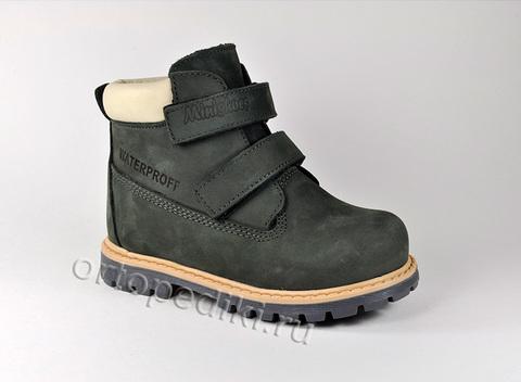Ботинки утепленные Minitin (Mini-shoes) 750-108-05M