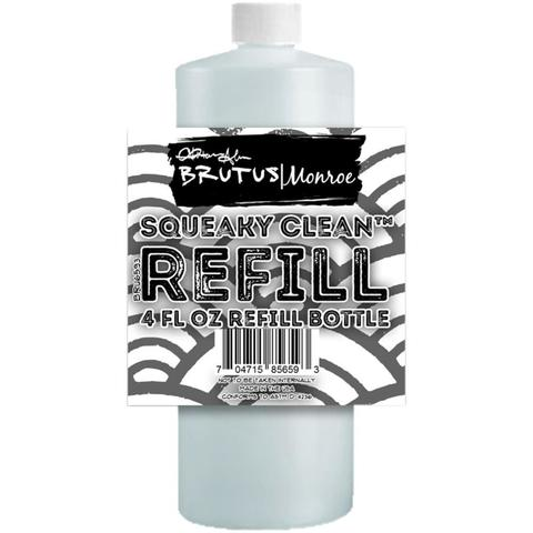 Средство для очистки штампов Brutus Monroe Squeaky Clean Refill