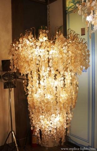murano chandelier  ARTE DI MURANO 11-61 by Arlecchino Arts ( HK)