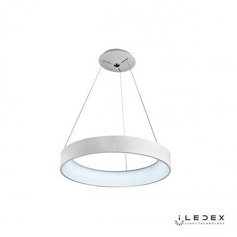 Подвесная люстра iLedex Bend 8330R-WH