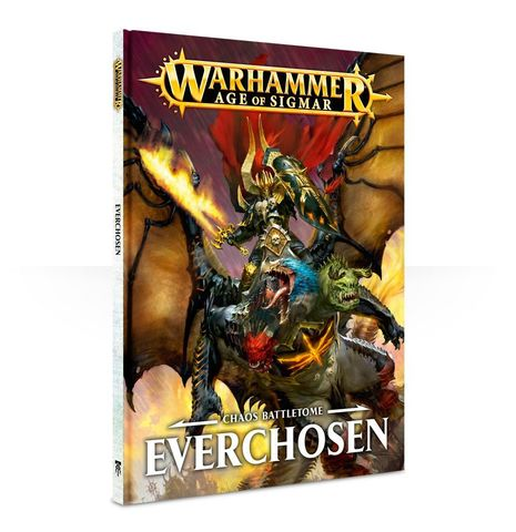 BATTLETOME: EVERCHOSEN (ENGLISH)