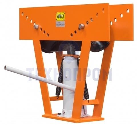 Трубогиб Stalex HB-16 ручной гидравлический