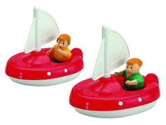 Aquaplay Два парусника и два человечка в них (A252)