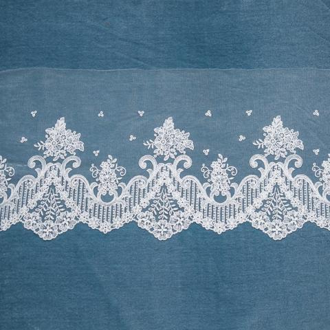 Кружево Ivory Lace - Ограда, среднее