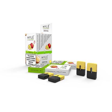 Картридж для MYLE Tropical Fruit Mix