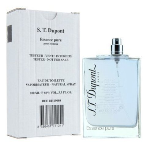 S.T. Dupont Essence Pure Pour Homme Тестер