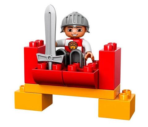 LEGO Duplo: Рыцарский турнир 10568