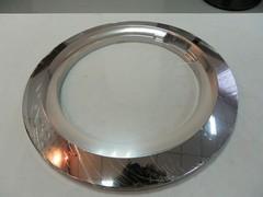 """Внешнее обрамление люка Samsung (""""серебро"""")"""