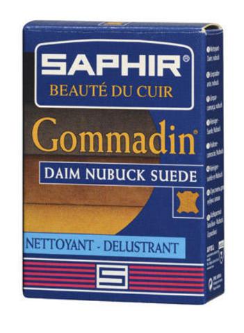 Ластик чистки для замши Gomme a Daim Nubuck, Saphir