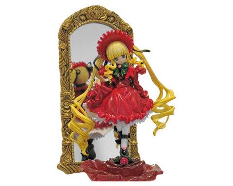 Девы Розена аниме фигурка Шинку с зеркалом