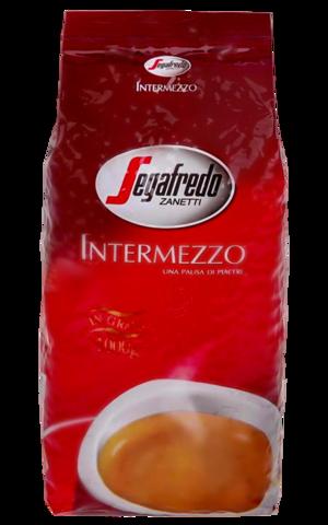 Кофе в зернах Segafredo INTERMEZZO 1000