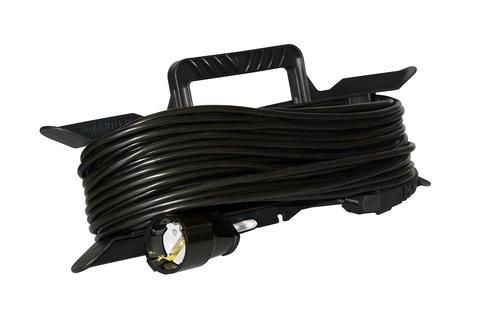 Удлинитель электрический на рамке 30 м 1 розетка (1,5)