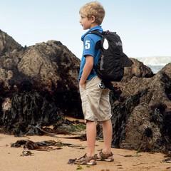 детский непромокаемый рюкзак Trunki для мальчиков