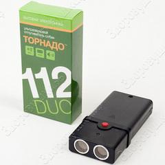 Ультразвуковой отпугиватель собак Торнадо-112 duo