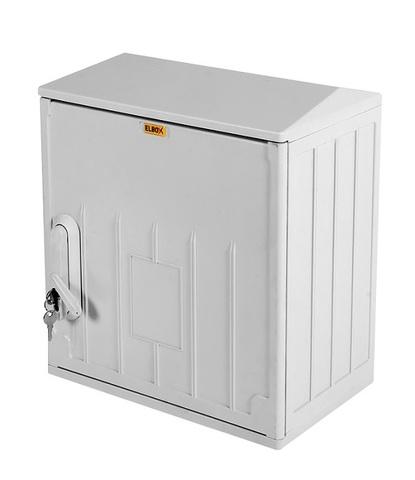 Электротехнический шкаф полиэстеровый IP54 антивандальный (В600 × Ш400 × Г250) EPV c одной дверью