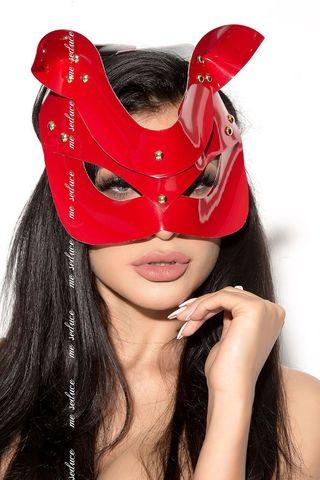 Красная маска MK12